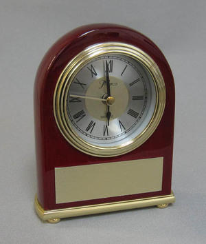 Classic Rounded Desk Clock Thumbnail