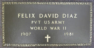 Bronze Plaque After Restoration Thumbnail