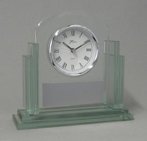 Elegant Glass Clock Thumbnail