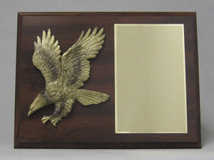 Flying Eagle Plaque Thumbnail