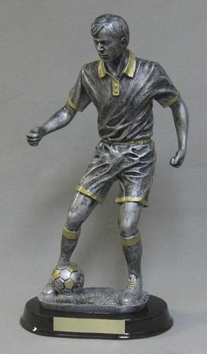 Giant Soccer Player Thumbnail