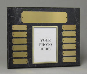 Perpetual plaque w/ photo Thumbnail