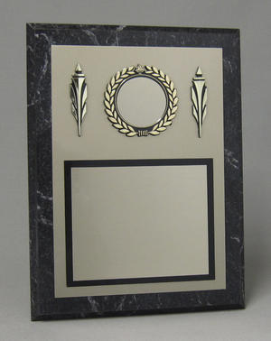 Torch plaque Thumbnail