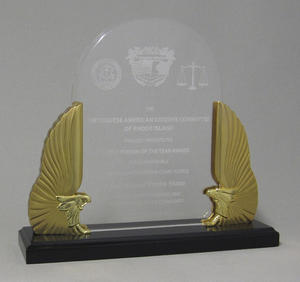 Winged Eagle Thumbnail